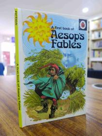 A second book of Aesop`s Fables/A first book of Aesop`s Fables(伊索寓言第一册/第二册 两本合售)