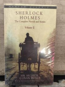 Sherlock Holmes: Vol 2: The Complete Novels and Stories(福尔摩斯  下)
