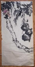 手绘真迹国画:无款20190521-07