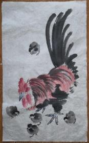 手绘真迹国画:无款20190521-09