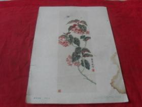59年老画片----《银星海棠》8开 59年一版一印