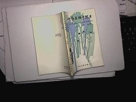 小郭在林中写生