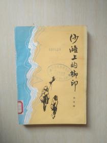 《沙滩上的脚印》(描写1965年秋,福建前线军民抓特务的反特小说)