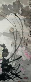 中国美协会员国画李峰作品