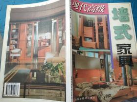 现代高级墙式家具