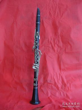民国海南黄花梨木单簧管