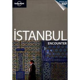 Lonely Planet Phrasebook: Istanbul Encounter 孤独星球旅行指南:邂逅伊斯坦布尔