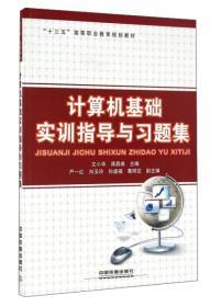 计算机基础实训指导与习题集