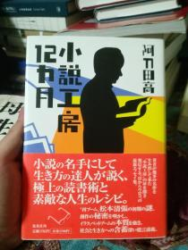 【签名本】阿刀田高签名《小说工房12月》
