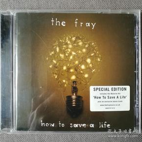 How to Save a Life-艺人:The Fray-冲突乐队-流行摇滚-欧美正版CD