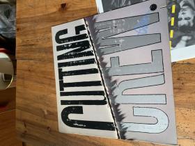 3321:CUTTING CREW BROADCAST VIRGIN RECORDS AMERICA.INC.PRINTED IN USA,外文唱片一张