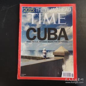 time时代杂志时代周刊2015.5
