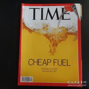 time时代杂志时代周刊2015.3