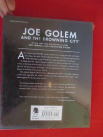 Joe Golem and the Drowning City Deluxe   (硬精装)    【详见图】,全新未开封