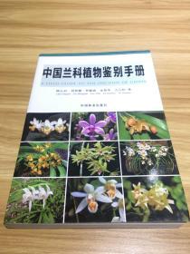 中国兰科植物鉴别手册