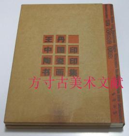 王丹中国印陶瓷印书画集