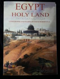 The Holy Land and Egypt: Yesterday and Today 圣地和埃及 过去和现在  David Roberts 大卫.罗伯茨画集