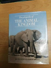 英文原版书:Encyclopedia of the Animal Kingdom 动物王国百科全书(小八开本精装)