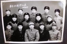 文革时期老照片,原照--革命友谊深似海--收藏夹相册