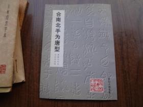 合南北手为唐型 ——唐醉石先生治印作品选   9品
