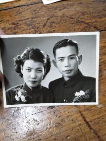 民国时期――夫妻合影照片