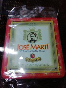 Jose. MaRtl(八九十年代外烟,铁盒烟盒)