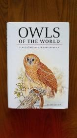 Owls of the World (Second Edition)
