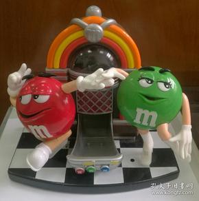 M巧克力豆超大玩具