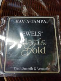 JEWELS   BlacK goId(八九十年代外国铁盒烟盒)