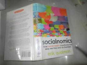 Socialnomics:How Social Media Transforms the Way We Live and Do Business