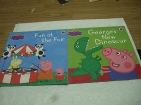 PEPPA PIG   2册合售