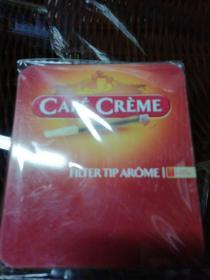 CAFE    CREME(八九十年代外国铁盒烟)