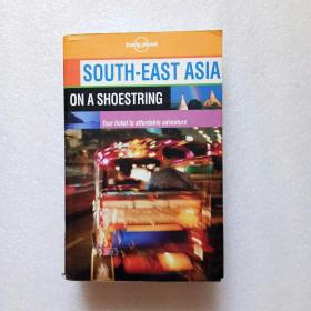 South-East Asia on a Shoestring (Lonely Planet)英文原版、实物拍摄