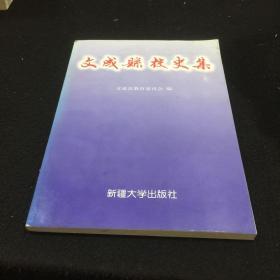 文成县校史集