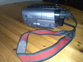 SONY索尼原装手持  摄像机