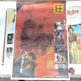 2开剧情电影海报    狂  卓文君与司马相如  别叫我疤瘌   街上流行红裙子   姑娘今年二十八  野山6张共售