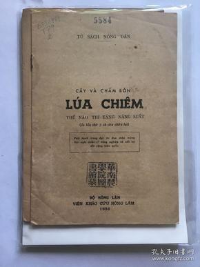 LUA CHIEM