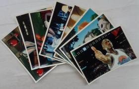 乔丹演出照片8张     货号:第38书架—A层