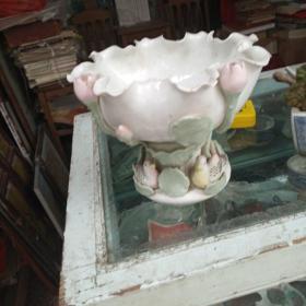 早期潮州水仙花盆
