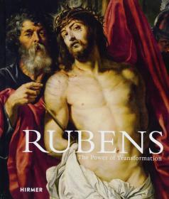 德国原版画册 鲁本斯 Rubens: The Power of Transformation 画集 作品集 英文 英语