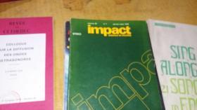 impact science et societe  vol29 no 1
