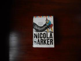 布克奖 Nicola Barker:Darkmans 英文原版书