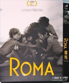 罗马(2018)墨西哥/美国  阿方索卡隆导演作品 威尼斯电影节金狮奖 DVD-9
