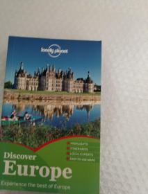 Lonely Planet: Discover Europe (Full Color Multi Country Travel Guide)孤独星球:发现欧洲