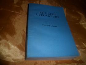 英文版《英国文学史〉》