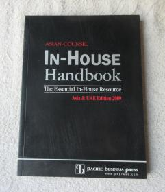 Asian-Counsel In-House Handbook :The Essential In-House Resource