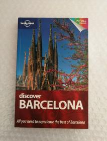 Lonely Planet: Discover Barcelona孤独星球:发现巴塞罗那