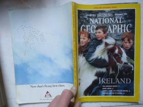 国家地理杂志1994-3英文版