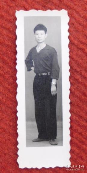 老照片,原照--收藏夹相册