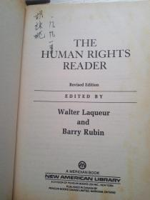 Human Rights Reader(Revised Edition)